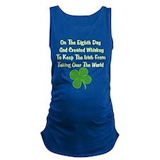 IrishWorldDesign.png Maternity Tank Top