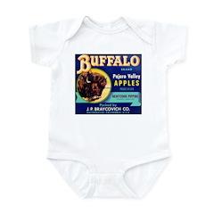 Buffalo Brand #2 Infant Bodysuit