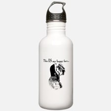 Englilsh Setter Happy Face Water Bottle