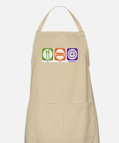 Eat Sleep Orienteering BBQ Apron