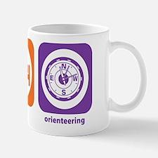 Eat Sleep Orienteering Mug