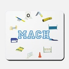 Agility MACH or whatever Mousepad
