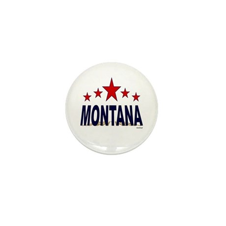 Montana Mini Button (10 pack)