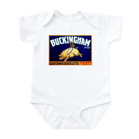 Buckingham Brand Infant Bodysuit