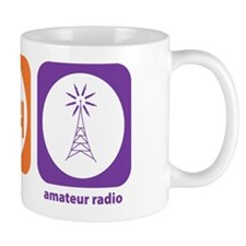Eat Sleep Radio Mug
