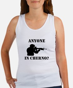 Anyone in Cherno? Tank Top