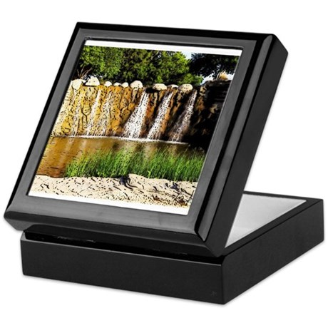 Rocky Falls Keepsake Box