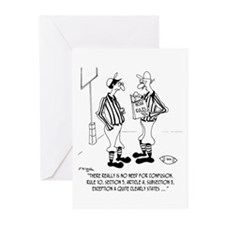 No Need for Confusion Greeting Cards (Pk of 20)
