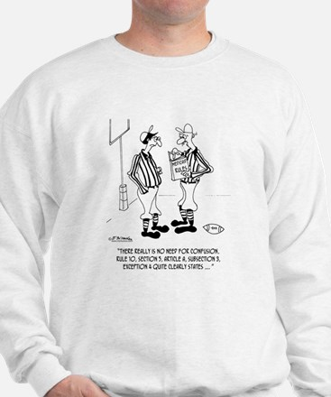 No Need for Confusion Sweater