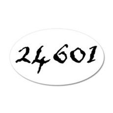 24601 Wall Decal
