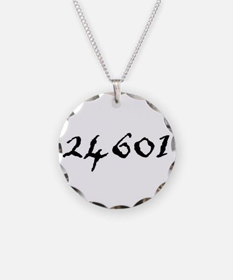 24601 Necklace Circle Charm