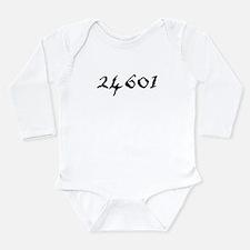 24601 Long Sleeve Infant Bodysuit
