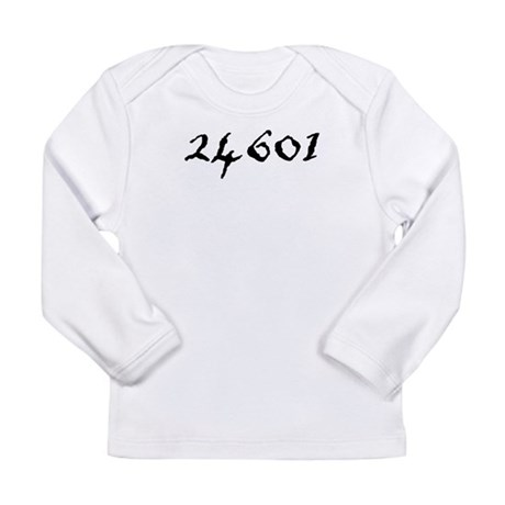 24601 Long Sleeve Infant T-Shirt