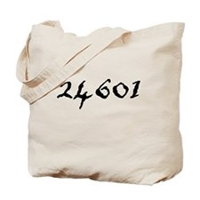 Funny Les miserable Tote Bag