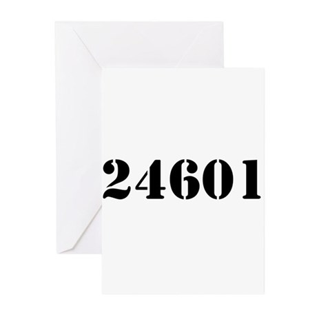 24601 Greeting Cards (Pk of 10)