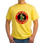 Big Boy Brand Yellow T-Shirt