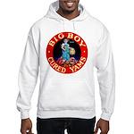 Big Boy Brand Hooded Sweatshirt