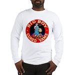 Big Boy Brand Long Sleeve T-Shirt