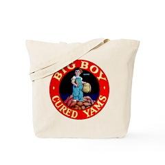 Big Boy Brand Tote Bag