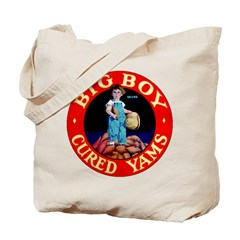 Big Boy Brand Tote Bag