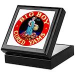 Big Boy Brand Keepsake Box