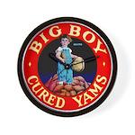 Big Boy Brand Wall Clock