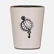 The Time is Now! Design Shot Glass