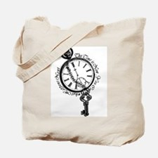 The Time is Now! Design Tote Bag