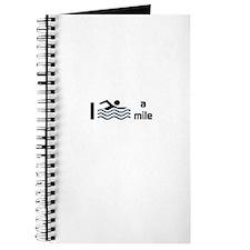 Cute Swimming Journal