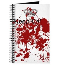 Funny Keep Calm Journal