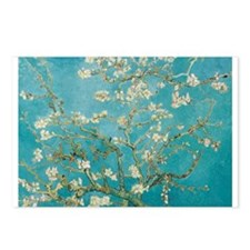 Almond Blossoms Postcards (Package of 8)
