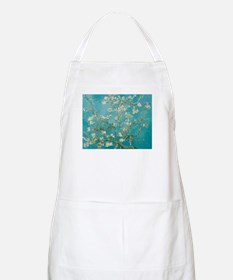 Almond Blossoms Apron