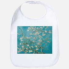 Almond Blossoms Bib