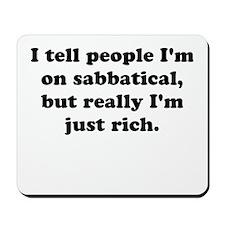 Sabbatical Mousepad