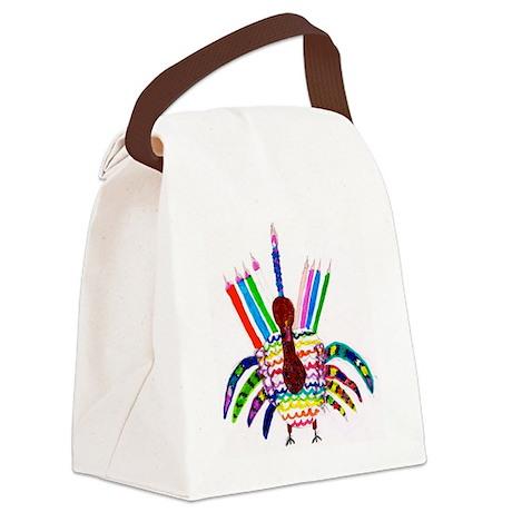 Thankukkah 2013 Canvas Lunch Bag