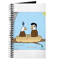 Bald Eagle Wig Journal