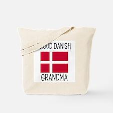 Proud Danish Grandma Tote Bag