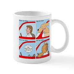 Pet Car Rides Mug