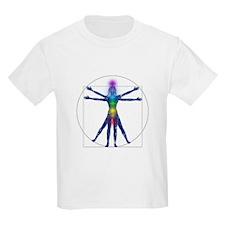 Chakra Spirit Woman T-Shirt