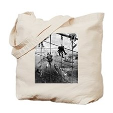 New York, Brookly Bridge 1883 Tote Bag