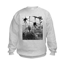 New York, Brookly Bridge 1883 Sweatshirt