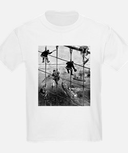 New York, Brookly Bridge 1883 T-Shirt