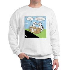 Cow Pies Sweatshirt