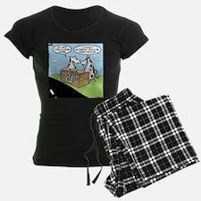 Cow Pies pajamas