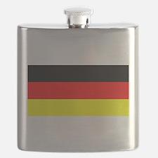 Flag Germany Flask