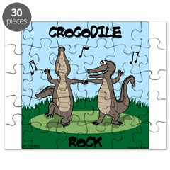 Crocodile Rock Puzzle