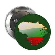 """Lithuania Bubble Map"" 2.25"" Button (10 pack)"