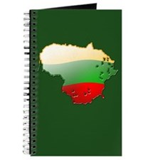 """Lithuania Bubble Map"" Journal"