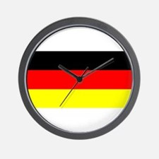 Flag Germany Wall Clock