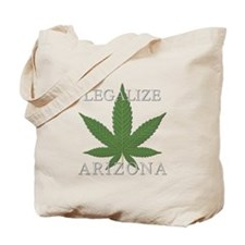 legalize_marijuana_arizona Tote Bag